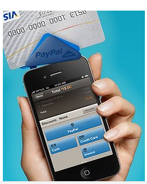 PayPal Here Credit Card Swiper