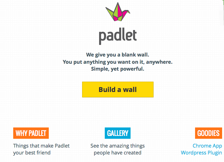 how to add people to padlet
