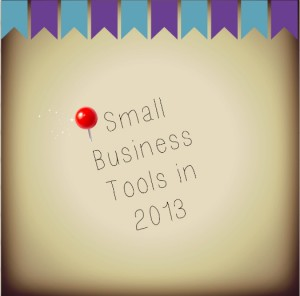 Small business tools 2013