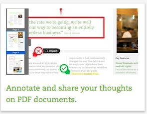 Annotate PDF's in Skitch