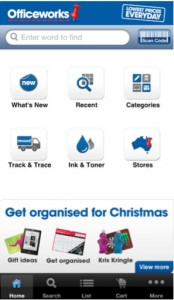Officeworks App on the iTunes Store