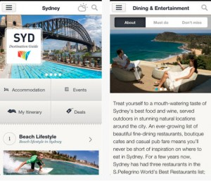 Sydney Australia Official Guide App
