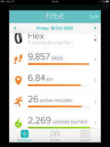 fitbit for iPad