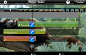 Splice Video editing app