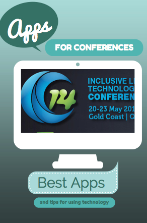 Apps for attending conferences