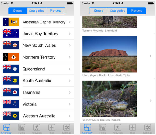 how to change to australian app store