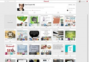 Pinterest perfect for planning