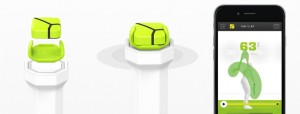 Zepp Tennis Sensor and app for tennis players and coaches