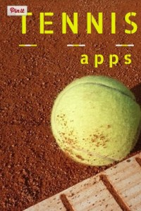 Apps for Tennis Coaches and students