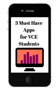 VCE Must have apps
