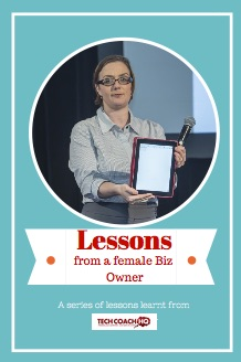 Lessons from female business owners