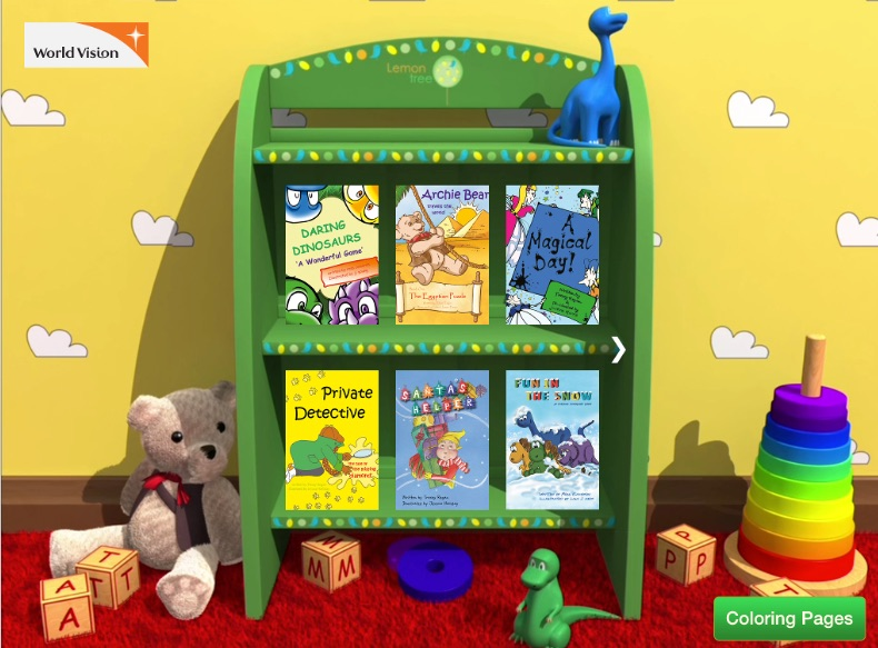 Lemon Tree Storybook App