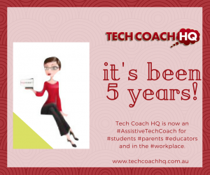 assistive technology coaching announcement
